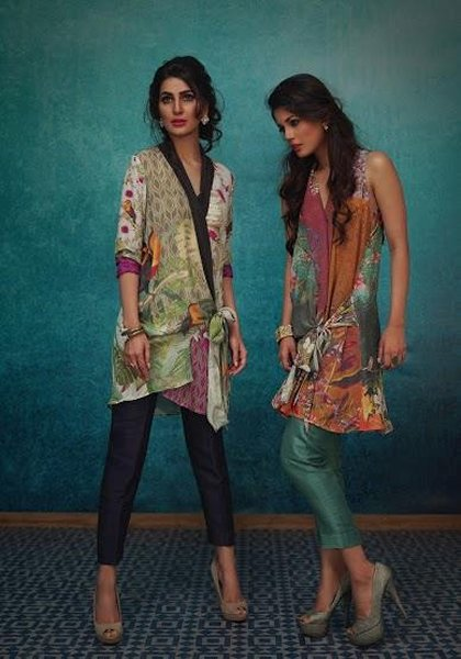Nida Azwer Eid Collection 2015 For Women004
