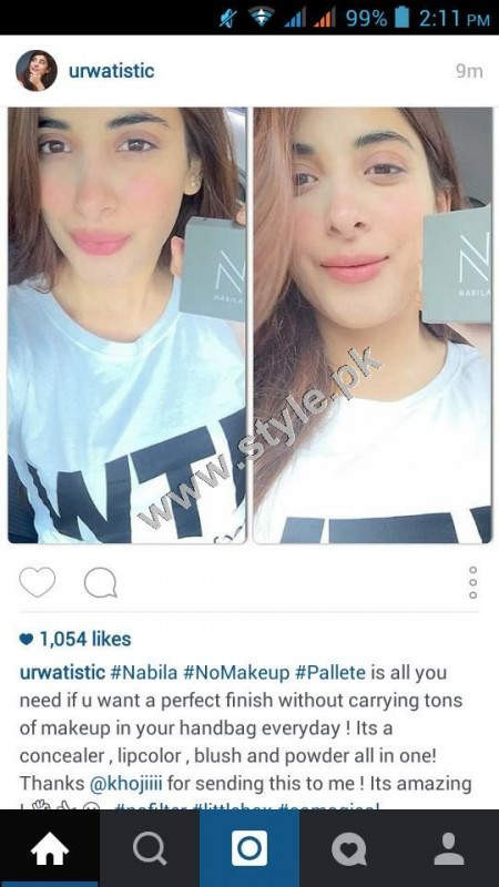 See No Makeup Kit or Face perfecting Palette by Nabila Salon