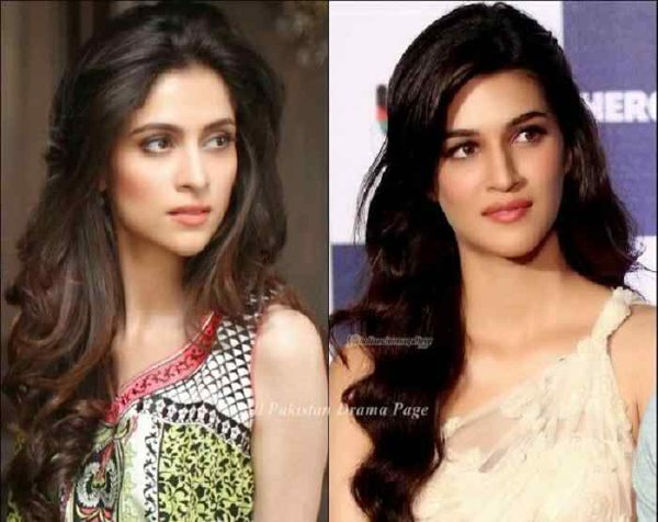 Pakistani Actresses And Their Indian Look Alike005