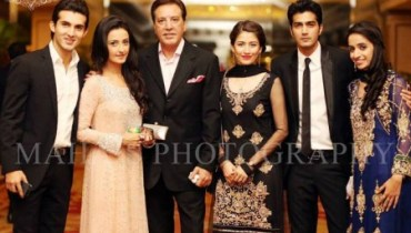 See Pakistani Celebrities who learnt acting skills from Celebrity family members