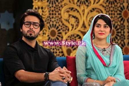 See Pakistani Celebrities who turned from acting to hosting