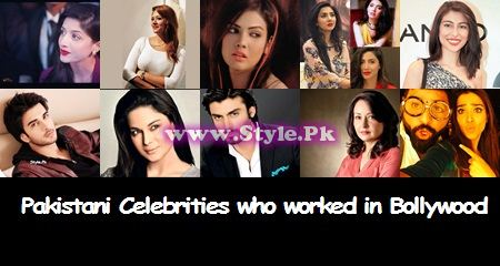 See Those Celebrities who get success in Pakistan move toward Bollywood. Here we have list of top 11 Pakistani Celebrities who worked in Bollywood .
