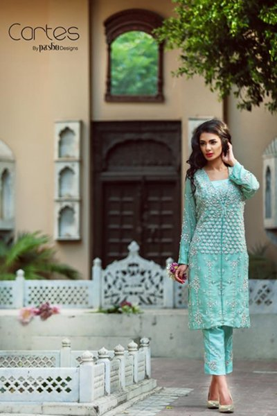 Pasho Party Wear Collection 2015 For Women006