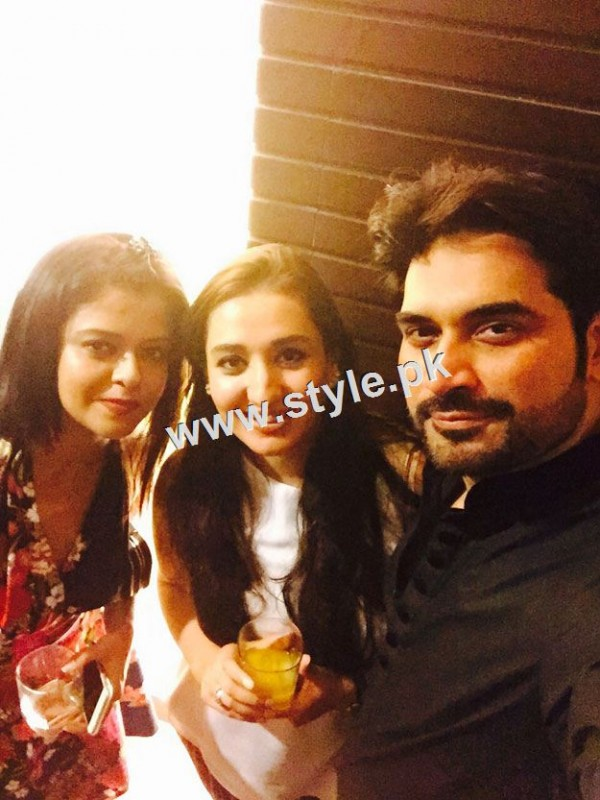 See Pictures of Humayun Saeed's success party
