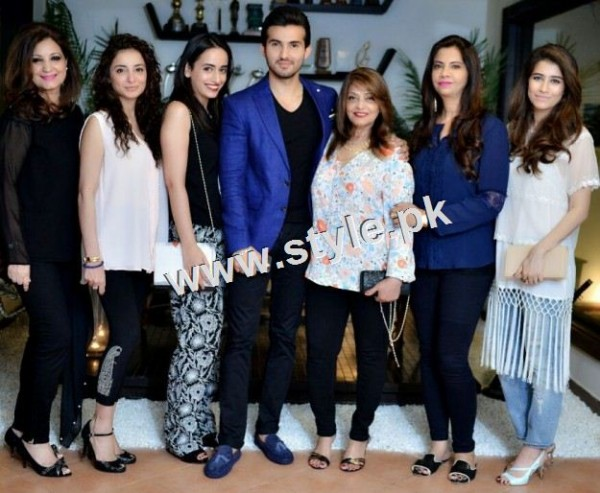 Pictures of Humayun Saeed's success party 9