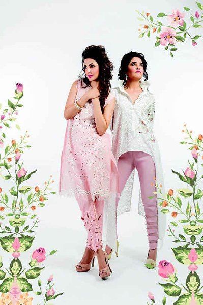 Sanam Chaudhri Eid Collection 2015 For Women006
