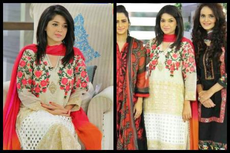 See Sanam Jhang's eye catching dresses