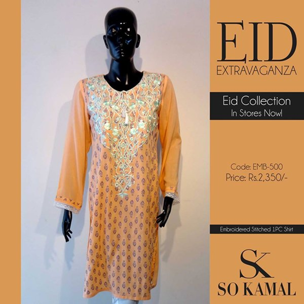 So Kamal Eid Collection 2015 Volume 2 For Women007
