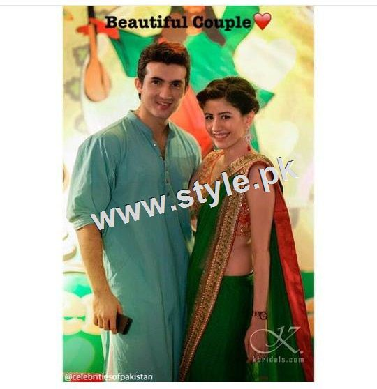 Top 18 Couples of Pakistani Celebrities 17