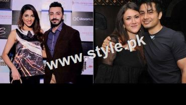 See Top 18 Couples of Pakistani Celebrities