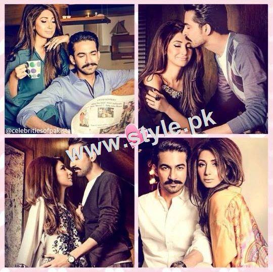 Top 18 Couples of Pakistani Celebrities 8