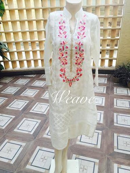 Weave Casual Wear Collection 2015 For Women003