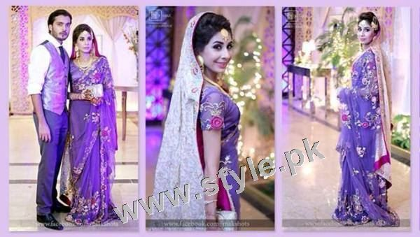 Asad Siddiqui's Wedding pictures (5)