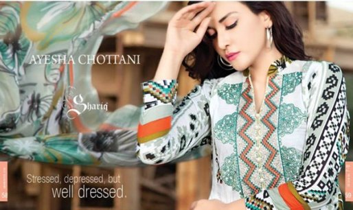 Ayesha Chottani Midsummer Collection 2015 By Shariq Textiles002