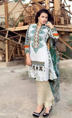 Ayesha Chottani Midsummer Collection 2015 By Shariq Textiles003