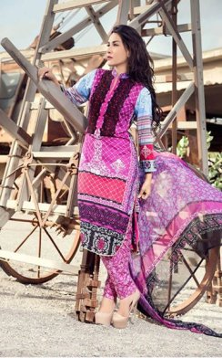 Ayesha Chottani Midsummer Collection 2015 By Shariq Textiles007