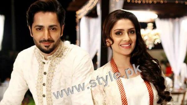 Ayeza Khan and Danish Taimoor's 1st Wedding Anniversary (2)