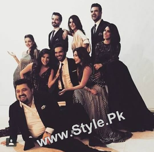 Behind the Scene pictures from Jawan Phir Nahi Aani (3)