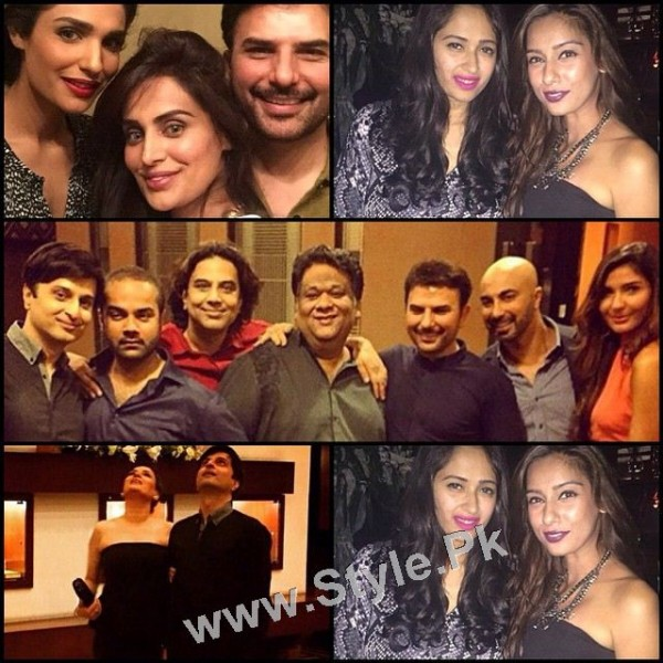 Celebrities at Shazad Raza's birthday bash (5)