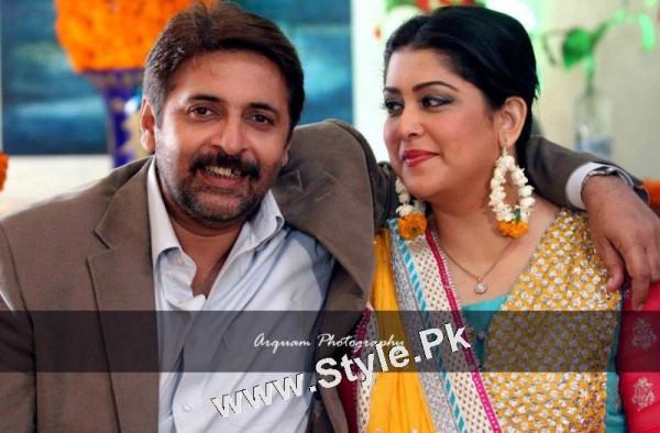 Family Pictures of Senior Pakistani Celebrities (7)