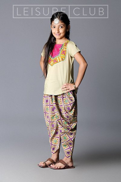 Leisure Club Midsummer Collection 2015 For Girls0012