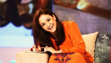See Nadia Khan is coming back to Host Geo TV's Morning show