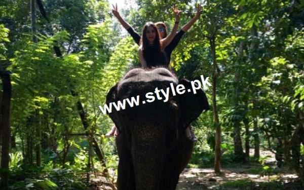 Neelum Muneer's clicks from Vacations in Sri Lanka (10)