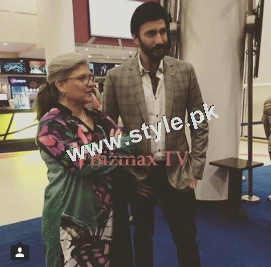Pakistani Celebrities on the red carpet of MANTO 3