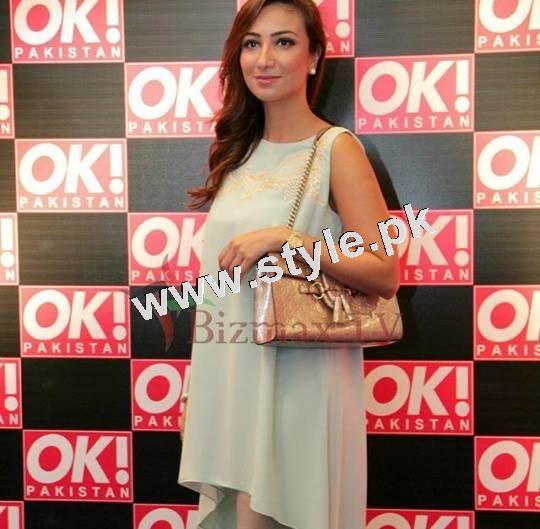 Pakistani Celebrities on the red carpet of MANTO 9