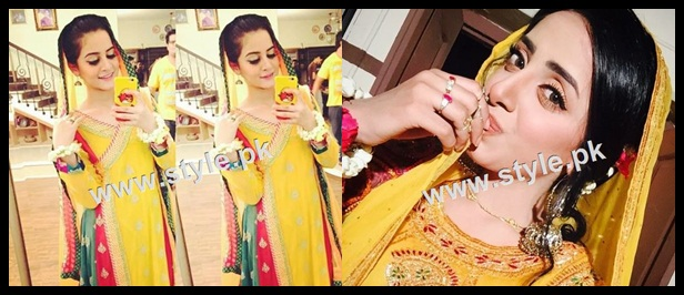 See Pakistani Celebrities who look stunning in yellow