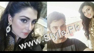 See Recent Clicks of Ayeza Khan