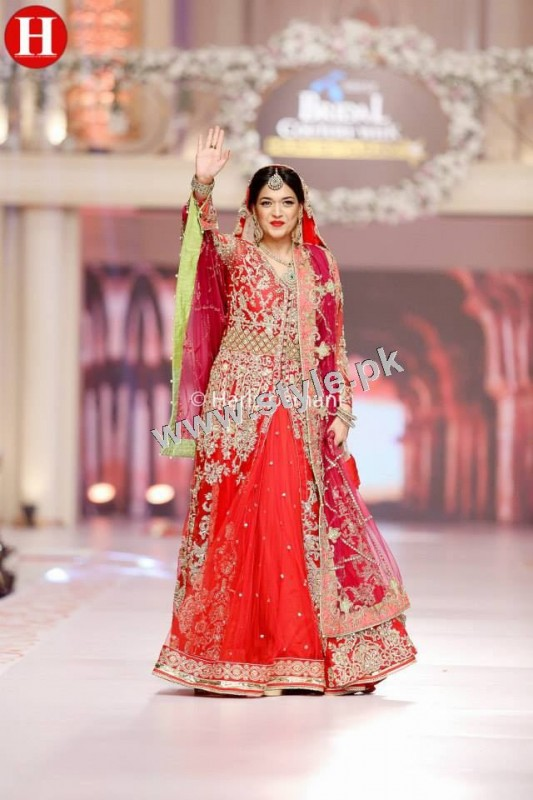Selection Of Bridal Dress Color According To Your Face