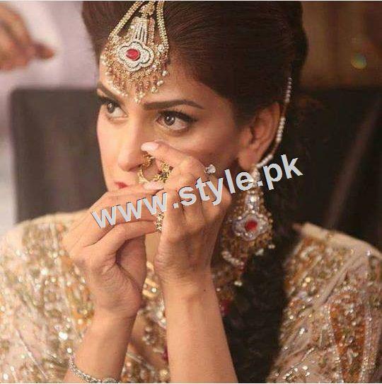 Unmarried Celebrities stunned in Bridal looks 7