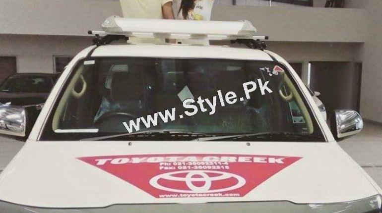 See VJ Faizan haqqee had a head injury while trip to Northern Areas