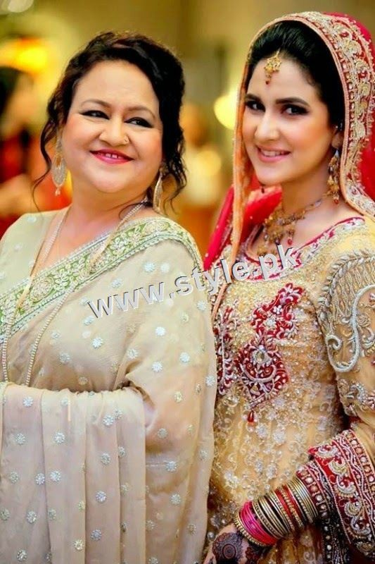 Wedding Pictures of Famous Pakistani Celebrities 11