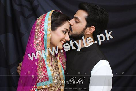 Wedding Pictures of Famous Pakistani Celebrities 12