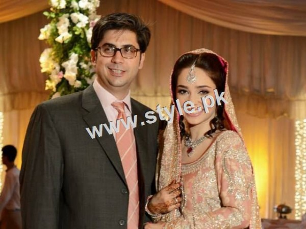 Wedding Pictures of Famous Pakistani Celebrities 15