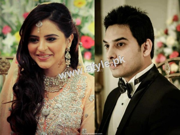 Wedding Pictures of Famous Pakistani Celebrities 21