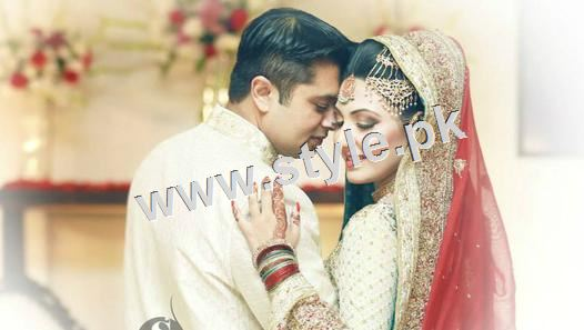 Wedding Pictures of Famous Pakistani Celebrities 8