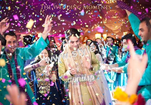 Wedding Pictures of famous Pakistani Singers 24