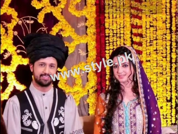 Wedding Pictures of famous Pakistani Singers 5