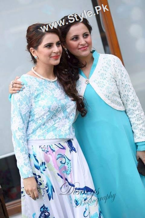Birthday Celebrations of Fatima Effendi and Kanwar Arsalan's son (11)