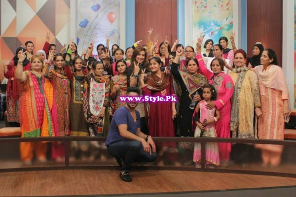 Komal Rizvi insulted Geo Kahani's morning show (5)