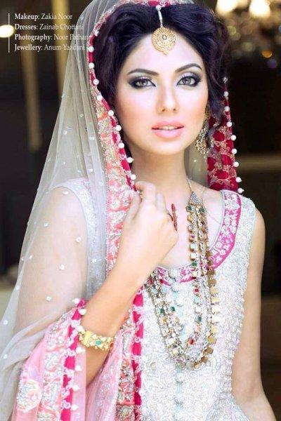 Latest Bridal Photoshoot Of Sunita Marshal004