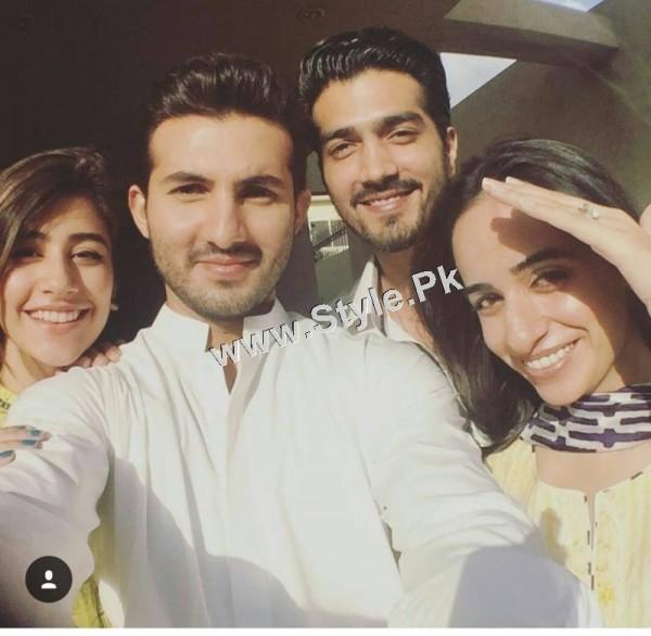 Pakistani Celebrities on Eid ul Adha 2015 1 (2)