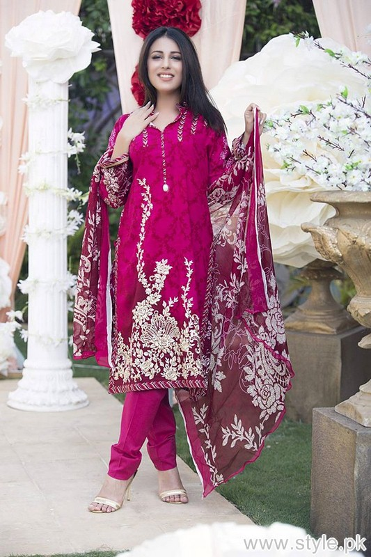 Phulkari by Taana Baana Autumn Dresses 2015 For Women 6