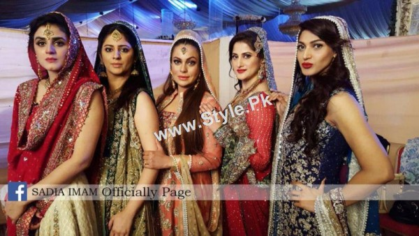 Pictures of Celebrities on upcoming Special Eid Show on ARY Digital (8)