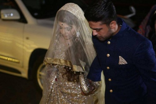 Reception Pictures of Ahmed Shehzad (2)
