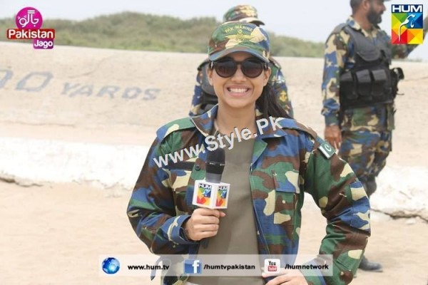 Sanam Jung's look for Defence Day 2015 (24)