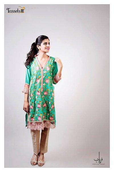 Tassels Eid Ul Azha Collection 2015 For Women0011